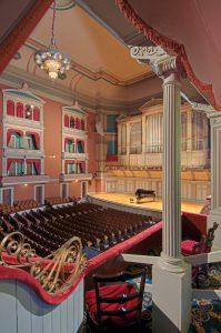 Music Hall-Troy - INterior